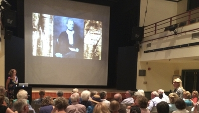 Beatrix Farrand documentary screening